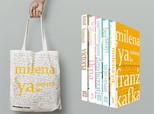 Bir Çanta Dolusu Edebiyat Seti - 5 Kitap Takım