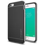 Spigen iPhone 6S Kılıf, Neo Hybrid Satin Silver SGP11620