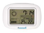 Weewell  WHM130 Higrometre Nem ve Sıcaklık Ölçer