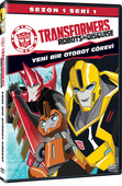 Transformers Robots In Disguise Sezon 1 Seri 1