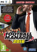 Football Manager 2016 Limited Edition PC