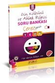 Anafen 8. Sınıf TEOG Çerez Din Kültürü ve Ahlak Bilgisi Soru Bankası