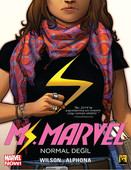 MS Marvel Cilt 1
