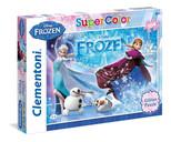 Clementoni Puzzle 104 Glitter Frozen 2 29712