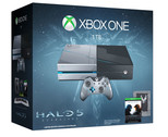Xbox One Konsol 1 Tb // Halo 5 Limited Ed.