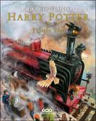 Harry Potter ve Felsefe Taşı 1 - Resimli Özel Baskı