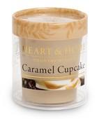 H&H Caramel Cupcake Votive Mum