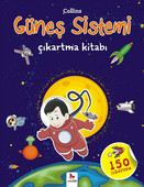 Güneş Sistemi Çıkartma Kitabı