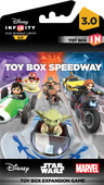 Disney Infinity 3.0 Speedway Toy Box Pack