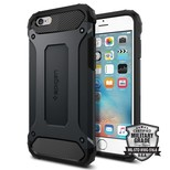 Spigen iPhone 6S Kılıf, Tough Armor Tech Metal Slate SGP11743
