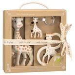 Vulli Sophie The Giraffe + So Pure Trio Set 220114