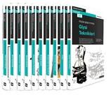 Moda Tasarım Temelleri Seti - 8 Kitap Takım Kutulu