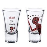 Tosbaa Shot Bardağı 2'Li Hayalet Std