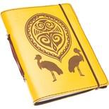 Tosbaa Tılsım Serisi 12X16 Çizgisiz Huzur Sarı