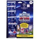 Topps Match Attax Şampiyonlar Ligi 15/16 Trading Card Çoklu Paket Ttcl151602