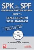 SPF Lisaslama Sınavlarına Hazırlık Düzey 3 Genel Ekonomi Soru Bankası