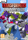 Transformers Devastation PC