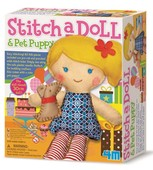 4M Stitch A Doll Pet Puppy
