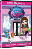 Littlest Pet Shop Sezon 1 Seri 1 - Minisler Sezon 1 Seri 1
