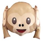 ModaFabrik Duymayan Maymun Mini Yastık K-12