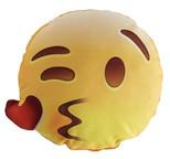 ModaFabrik Kalp Öpücük Mini Yastık K-12