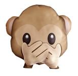 ModaFabrik Bilmeyen Maymun Mini Yastık O-35