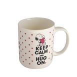 Peanuts Kupa Keep Calm & Hug On 23