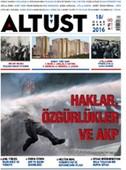 Altüst Dergisi Sayı 18