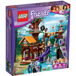 Lego Friends Adv Camp House 41122