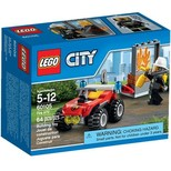 Lego City İtfaiye Fire ATV