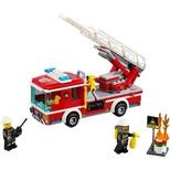 Lego City İtfaiye Fire Lad Truck