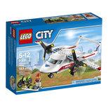 Lego Büyük Araçlar Ambulance Plane 60116