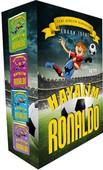 Hayalim Ronaldo Seti - 4 Kitap kutulu