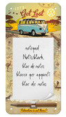 Nostalgic Art VW Bulli Get Lost Magnetli Not Defteri 84030