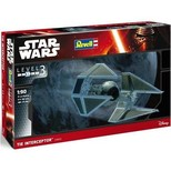 Revell-Star Wars Tie Interceptor Maket