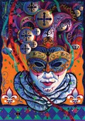 Art Puzzle Karnaval 1000 Parça 4460