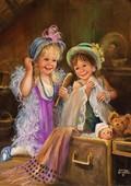 Art Puzzle Tavan Arası Güzelleri 1000 Parça 4461