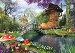 Art Puzzle Postal 1000 Parça 4467
