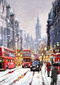 Art Puzzle Beyaz Londra 1500 Parça 4637