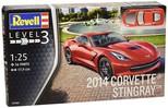 Revell Planes 2014 Corvette Stingray Vsa07060