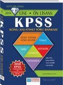 2018 Lise-Önlisans KPSS Konu Anlatımlı Soru Bankası
