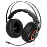 Steelseries Siberia 650 7.1Dolby Surround Siyah Kulaklık SSH51193
