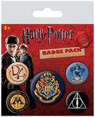 Pyramid International Harry Potter Hogwarts Rozet Seti - BP80485