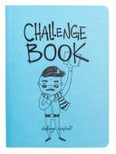 Challenge Book - Mavi Not Defteri