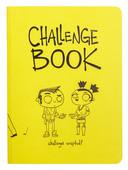 Challenge Book - Sarı Not Defteri