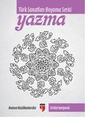 Yazma - Türk Sanatları Boyama Serisi 20 Adet Kartpostal