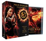 Hunger Games Box Set - Açlık Oyunları Alaycı Kuş Broş Hediyeli Koleksiyon Seti