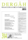 Dergah Edebiyat Sanat Kültür Dergisi Sayı 314