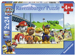 Ravensburger 2X24PPuzzle Paw Patrol  090648