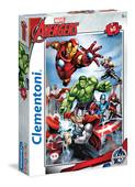 Clementoni Puzzle 60 The Avengers 26932